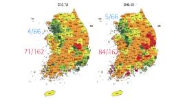 소멸위험지수 분석과 국가균형발전의 필요성
