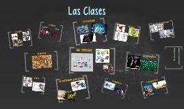 Las Materias (Clases)