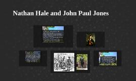 Nathan Hale and John Paul Jones