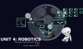 2ESO - Robotics