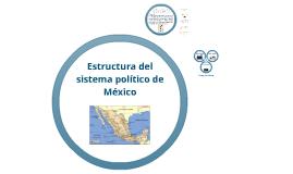 Copy of Estructura del Sistema Político de México