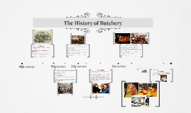Copy of The History of Butchery