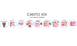 CANTO XIX INFERNO