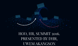 HOD, HR, SUMMIT 2016.
