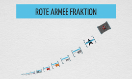 R.A.F = Rote Armee Franktion
