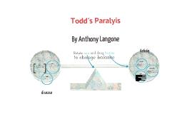 todd's paralysis by anthony l on prezi, Skeleton