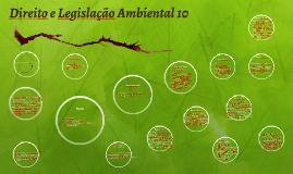 Copy of Direito e Legislação Ambiental