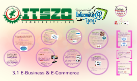 3.1 E-Business y E-Commerce
