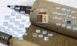 Copy of EL ORIGEN DE LA BIBLIA