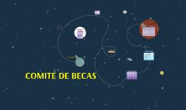 COMITÉ DE BECAS