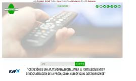 """""""CREACIÓN DE UNA PLATAFORMA DIGITAL PARA EL FORTALECIMIENTO"""