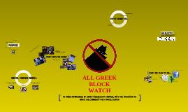 Copy of Greek Block Watch