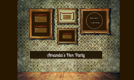 Amanda's Hen Party