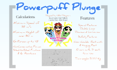 Powerpuff Plunge
