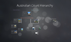 Australian Court Structure
