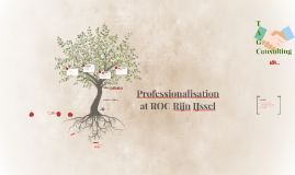 The professionalisation of teachers at ROC Rijn IJssel