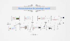 Marcos teóricos de psicología social