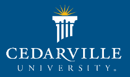 2013 Cedarville University Admissions Presentation with FA