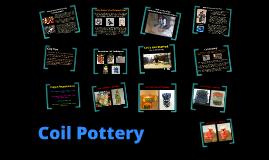 Coil Pots- Middle School Ceramics & Sculpture