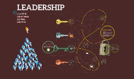 Leadership))