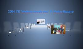 2014 1E Walking Beside You 31 Unidades de Trabajo