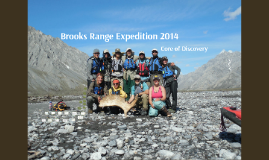 Brooks Range Expedition 2014 2.
