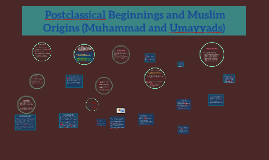 6 - Pre-Islamic Arabia and the Umayyad Dynasty
