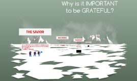 Why is it IMPORTANT to be GRATEFUL