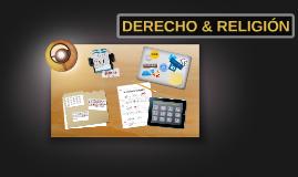 DERECHO & RELIGIÓN