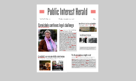 Public Interest Herald
