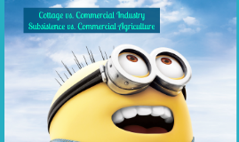 Cottage vs. Commercial Industry
