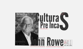 Culturas PreIncas John Rowe