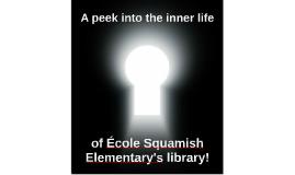 École Squamish Elementary