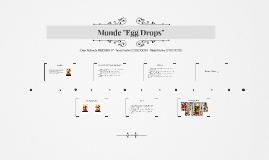 "Monde ""Egg Drops"""