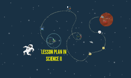 LESSON PLAN IN SCIENCE II