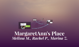 MargaretAnn's Place