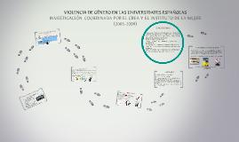 Copy of ANALISIS DE LA VIOLENCIA DE GENERO