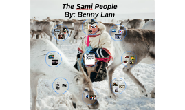 Copy of The Sami People