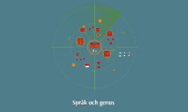 Språk och genus