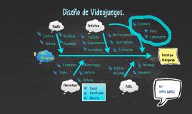 Diseño de Videojuegos.