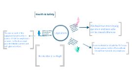Health & Saftey Legislation