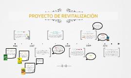 PROCESO DE REVITALIZACIÓN