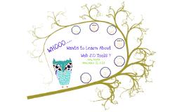 Owl - Web 2.0 tools