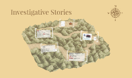 Investigative Stories