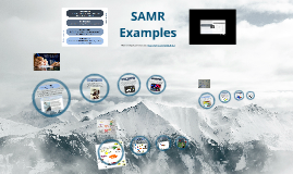Copy of SAMR Examples [by Jim Cash ]