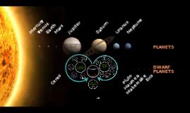 Solar System Overview: Owen J. Roberts Cadets