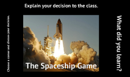 SNC1P - Spaceship Game