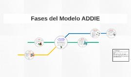 ADDIE: Modelo para la formación basada en web