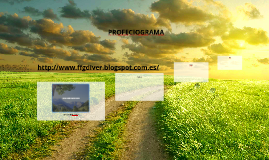 PROFECIOGRAMA