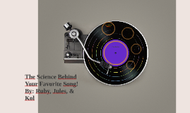 The Science Behind Your Favorite Song!